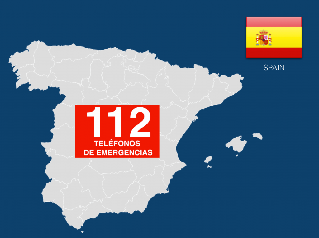 To Call an Ambulance in Spain Dial 112 or 061