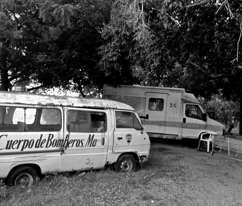 Brokedown Ambulance - Dominican Republic