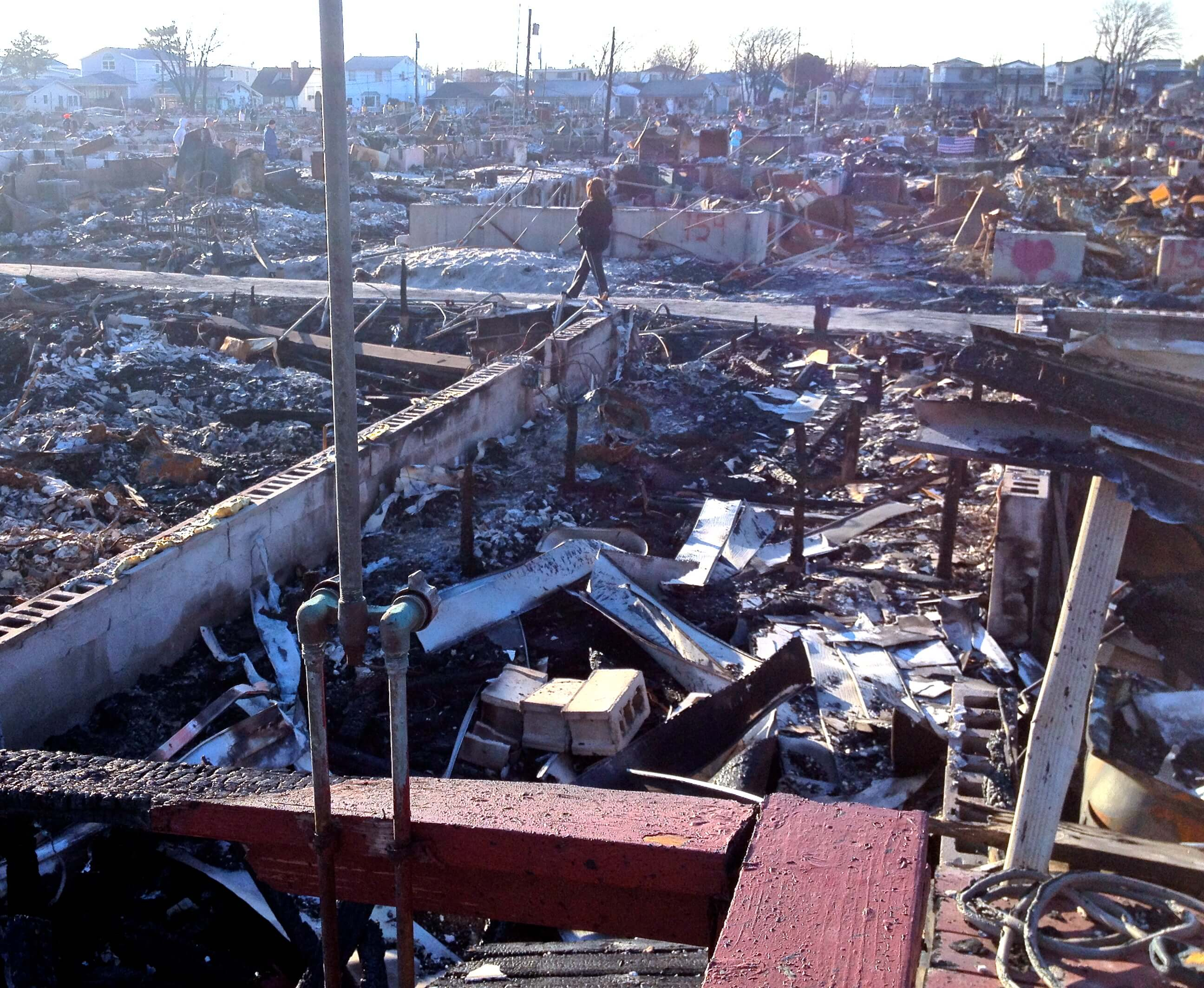 breezy point - hurricane sandy