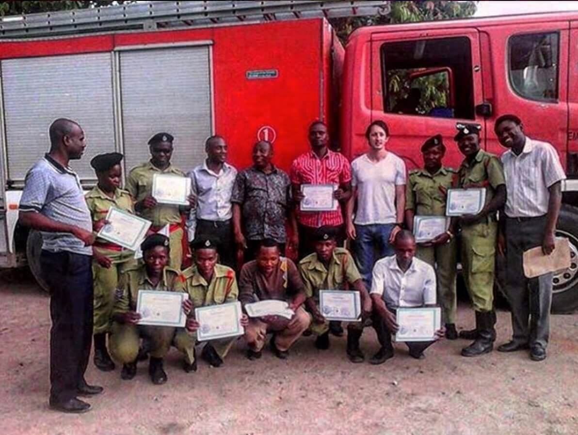 Fire and Rescue Force Mwanza, Tanzania - Class 1
