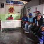 Cuerpo de Bomberos de Guayubin, Republica Dominicana