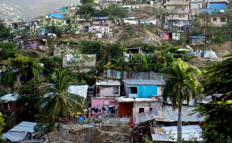john brown - port-au-prince, haiti