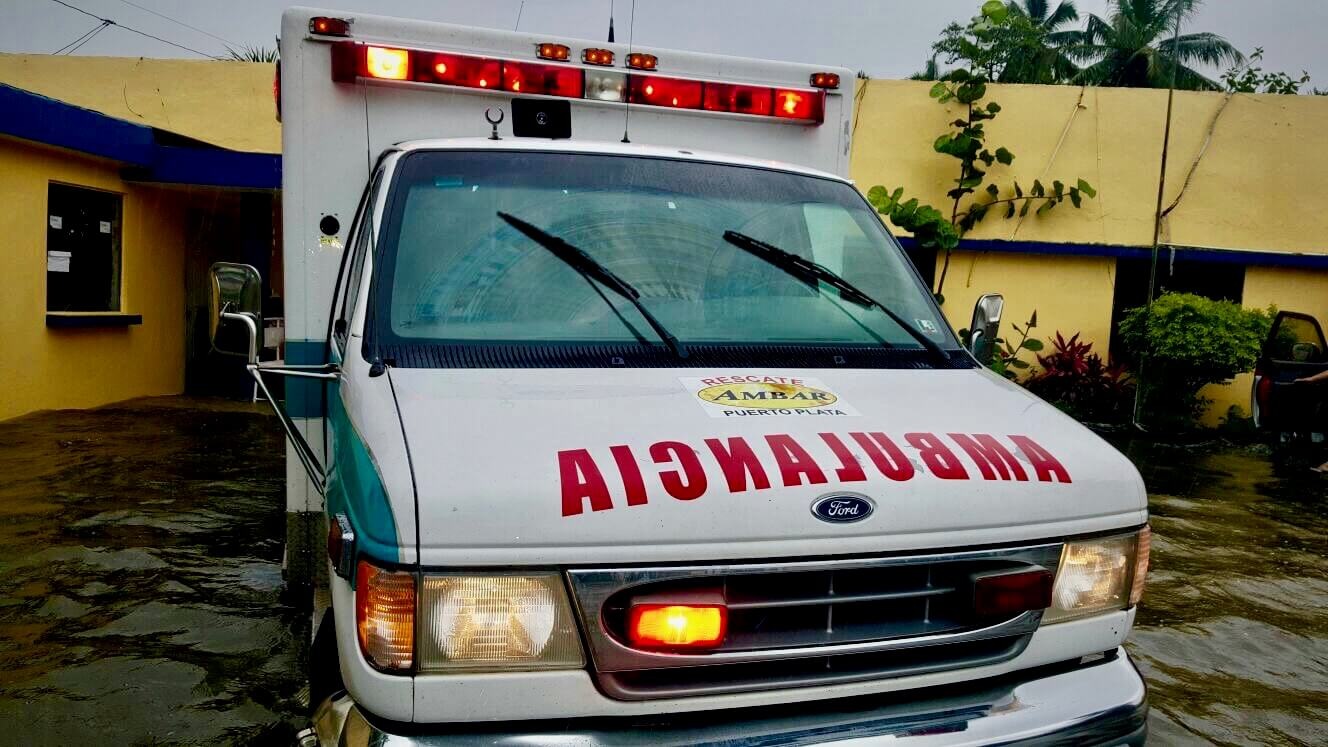 Ambulancia Rescate Ámbar