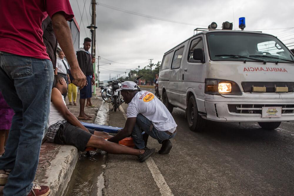 Rescate Ambar - Organismo de Socorro - Puerto Plata, República Dominicana