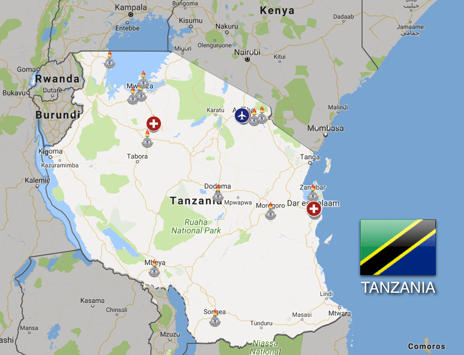 Tanzania: Ambulance and Emergency Medical Services