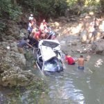 Beacon Emergency Dispatch ID 3840: Vehicle Rollover into River near Puerto Plata, DR