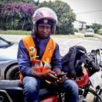 Mniko Ghatt - Bodaboda Emergency Responder of the Year, Tanzania