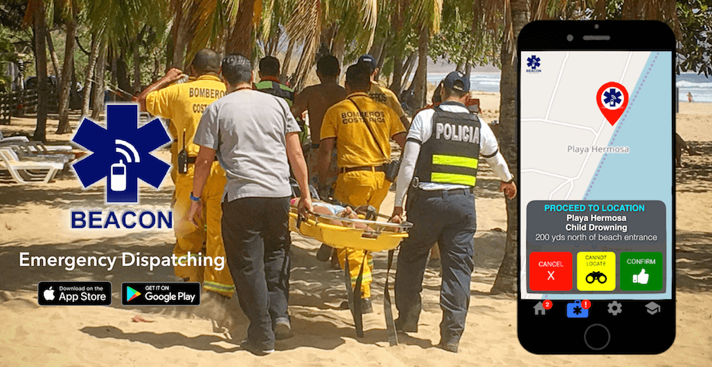 Trek Medics Launches Beacon Mobile App