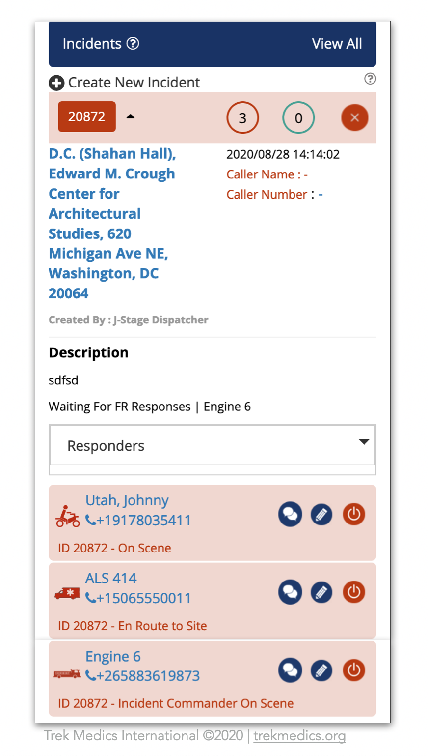 Incidents Tab_Monitoring Incidents_Dispatcher Guide_Beacon v4.0