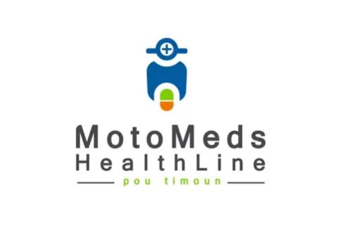 MotoMeds HealthLine Logo