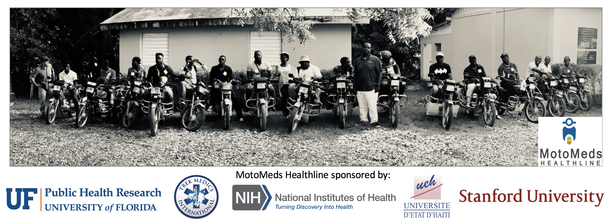 MotoMeds HealthLine Haiti - University of Florida