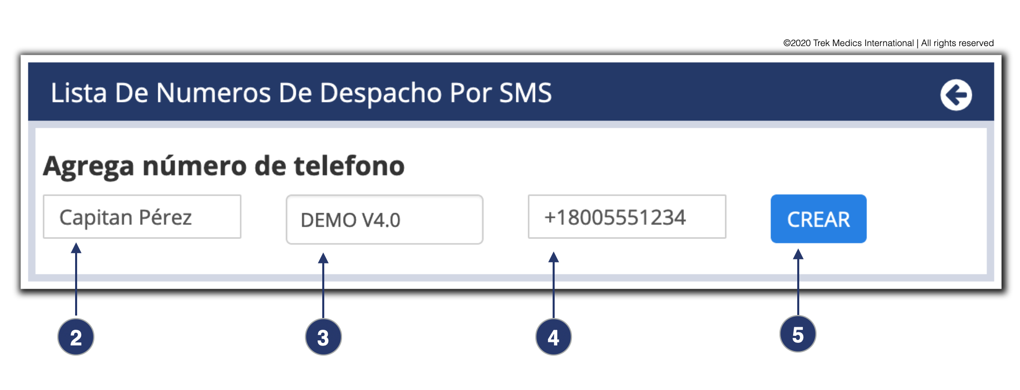 Despachadores via SMS2 - Guía Despachador - Despacho de Beacon v4.0