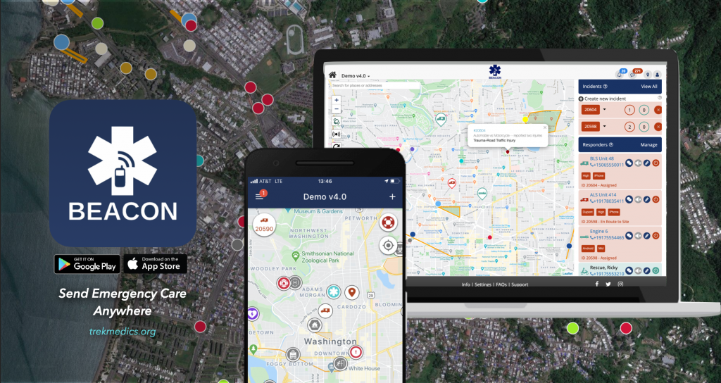 Beacon Emergency Dispatch v4.0 - Promo Feature - ENG