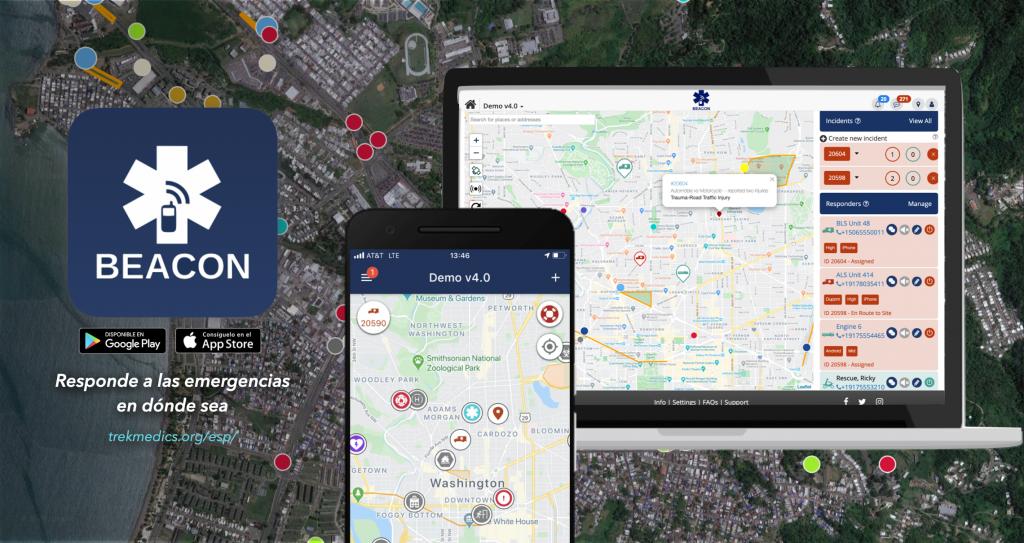 Beacon - Plataforma de despacho de emergencias v4.0
