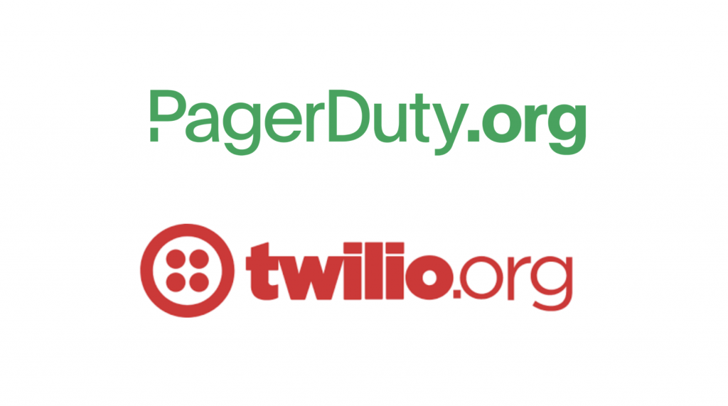 PagerDuty + Twilio Grant Announcement