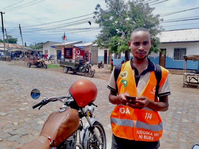 2017 Bodaboda Emergency Responders of the Year – Tanzania